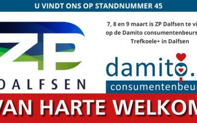 """""""Hart Werkend"""" ZP Dalfsen op de Damito beurs"""